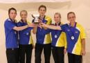 Svezia gold medal emcc2014