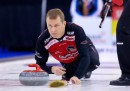 The Grand Slam of Curling, National in Sault Ste. Marie, Ont.